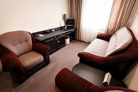 Новый отель в Краснодаре