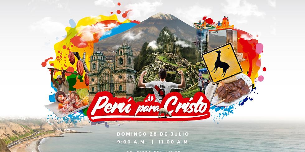 Perú para Cristo
