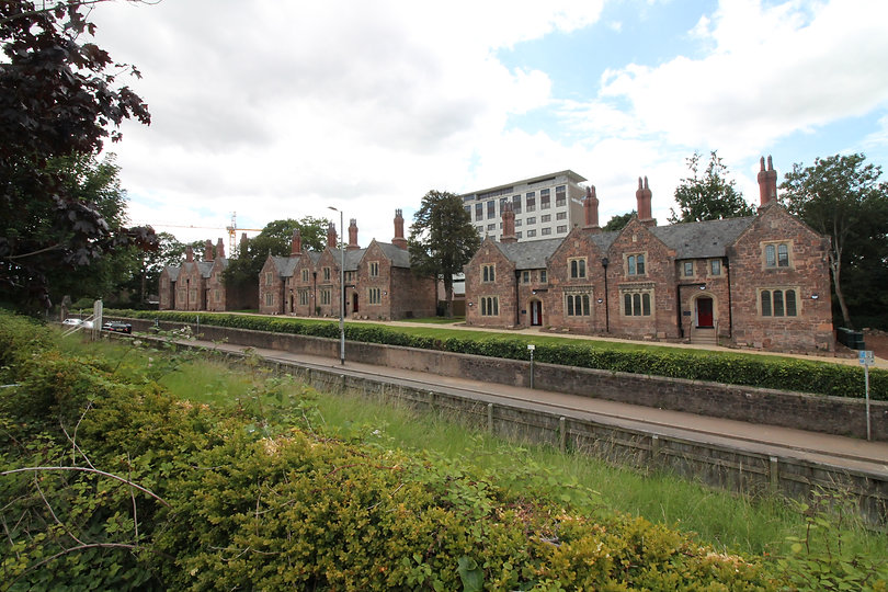 Atwill Palmer Almshouses