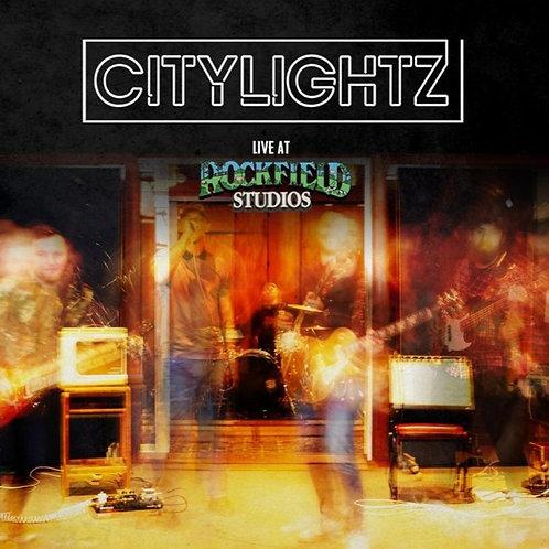 Live At Rockfield Studio's CD