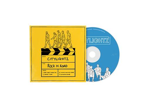 """Rock n Road"" Signed CD"