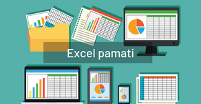 Excel lietošanas pamati