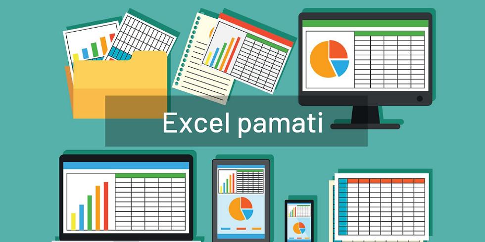 Excel meistarklase [slēgta grupa]