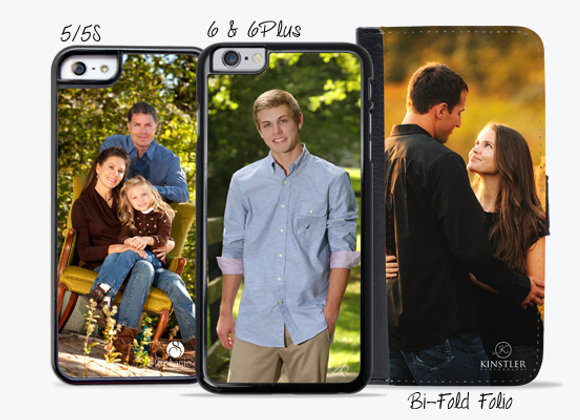Wallet-Style Phone Cases