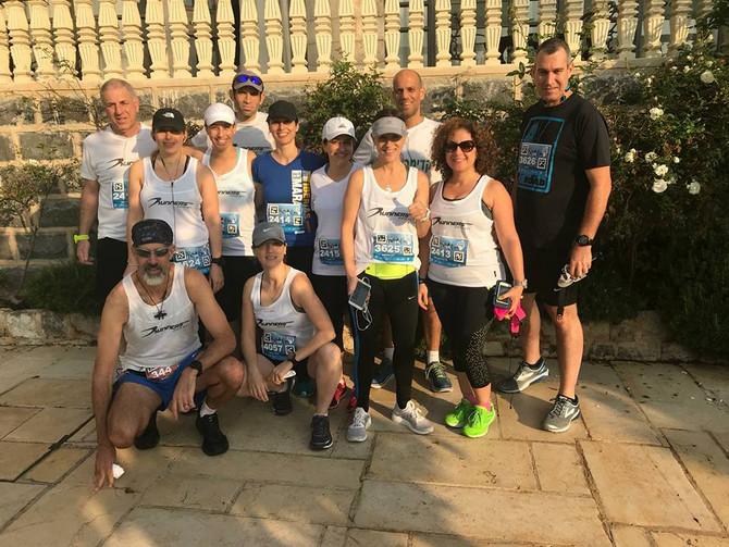 Tiberias Marathon 2018