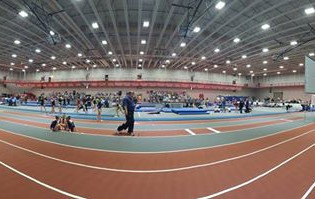 Live at the Illinois Level 5 & XCEL Gymnastics Championships