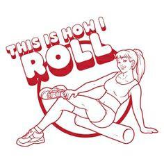 Super 6 Foam Roll Out Method