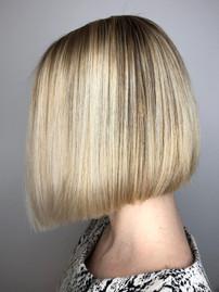 Sleek Bob Haircut