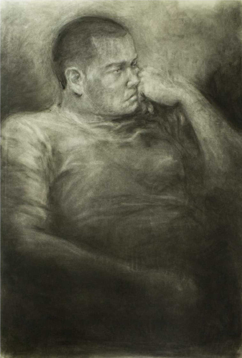 Portrait 'Jay'