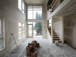 Interior Carpentry work