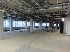 Repairing ceiling tiles