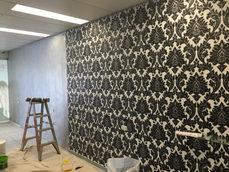 Wallcovering Instsall