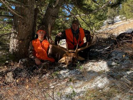2019 Bull Elk Rifle