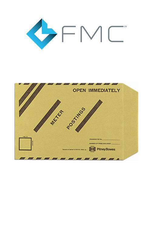 Late Meter Posting Envelopes - 380mm x 255mm Pack of 20
