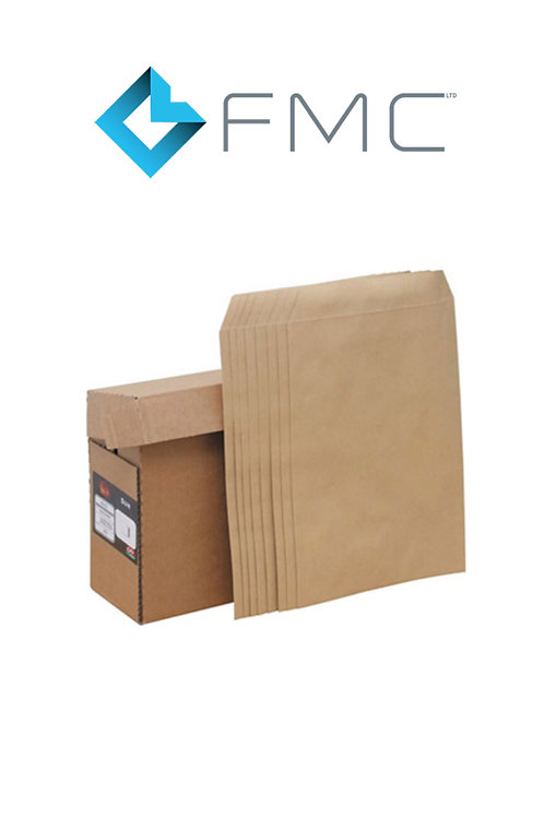 C4 Non-Window Envelopes - Manila - 250 Pack