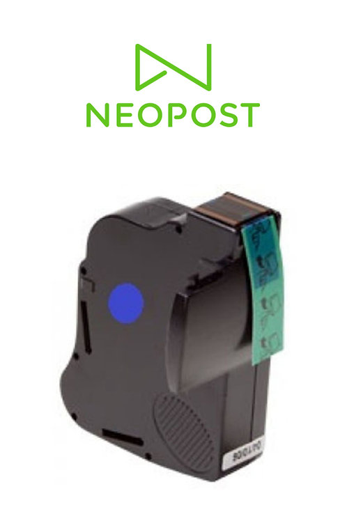 Neopost IJ25-Jetmail 250 - Blue Ink