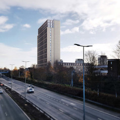 Eccles Tower, Eccles