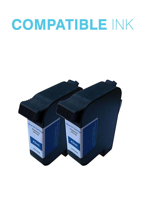 Compatible UltiMail 60, 65, 90, 95 Series - Blue Ink