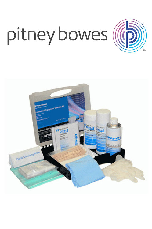 Pitney Bowes Professional Equipment Cleaning Kit