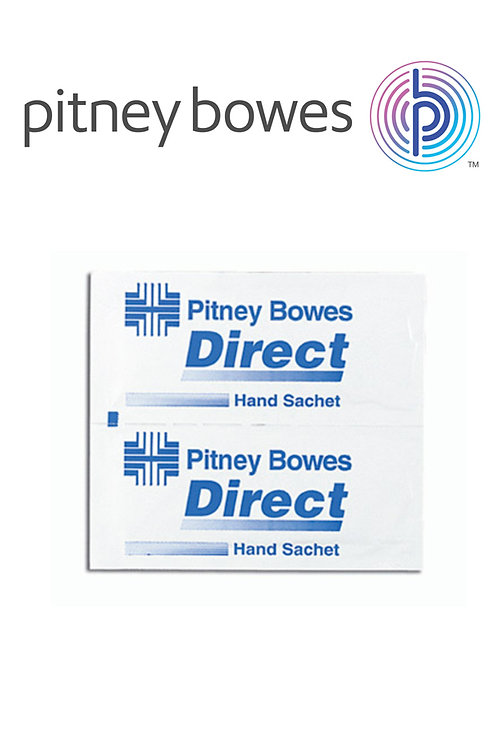 20 Pitney Bowes Hand Cleaning Sachets