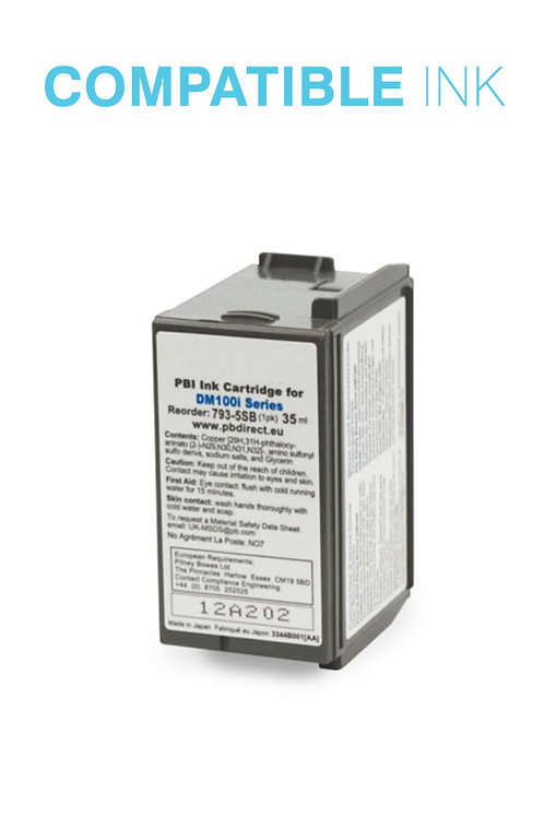 Compatible DM100-P720 - Blue Ink