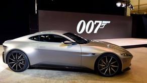 Aston Martin - Shaken AND Stirred...
