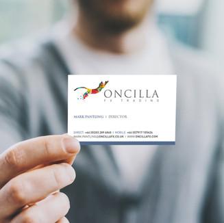 Oncilla - Branding