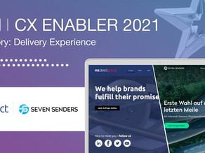 Die MS Direct AG ist CX Enabler 2021