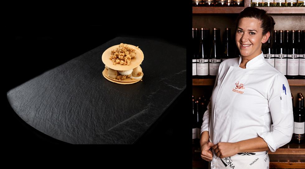 Marina - Pastry Chef