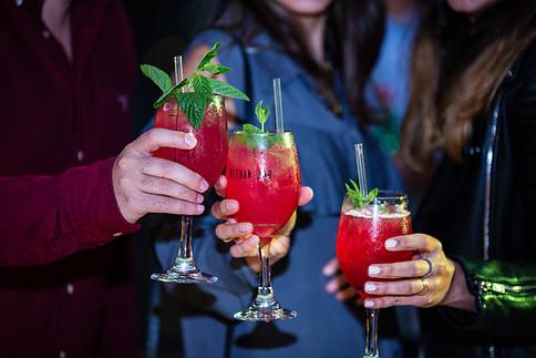"""פררלה - אירוע השקה בשיתוף עם טיים אאוט ת""""א"""