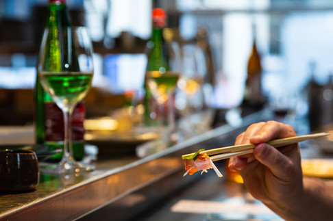 Chef to Chef by Ferrarelle - for Timeout Magazine at Disco Tokyo