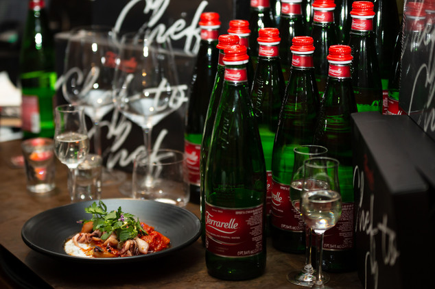 Chef to Chef by Ferrarelle - for Timeout Magazine at Taizu