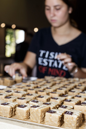 New Tastes by Valrhona - for Tishbi Winery