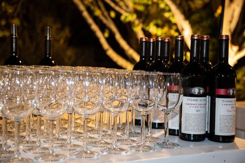 Tishbi Winery - Lauching of Valrhona new flavours