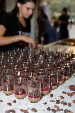 New Tastes by Valrhona - for Tishbi Winery