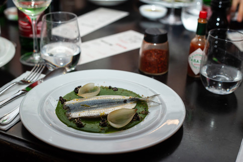 Chef to Chef by Ferrarelle - for Timeout Magazine at Roberta Vinci