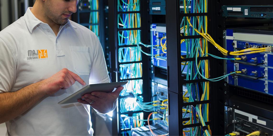 Intervention technicien informatique