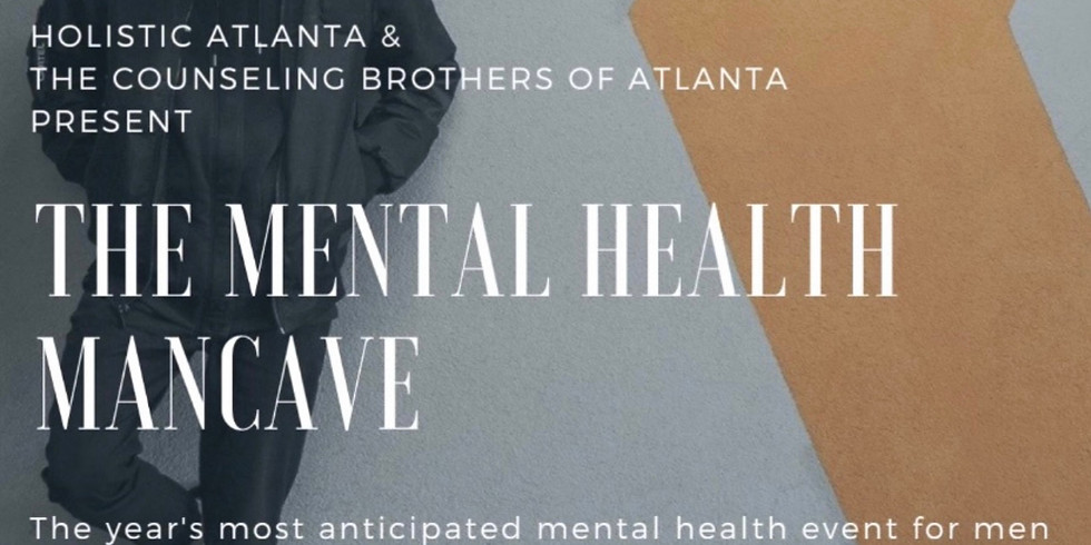 The Mental Health Mancave