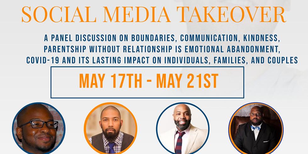 Mental Health Awareness: Social Media Takeover