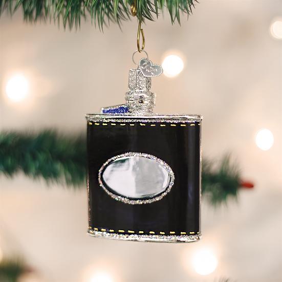 Flask Ornament