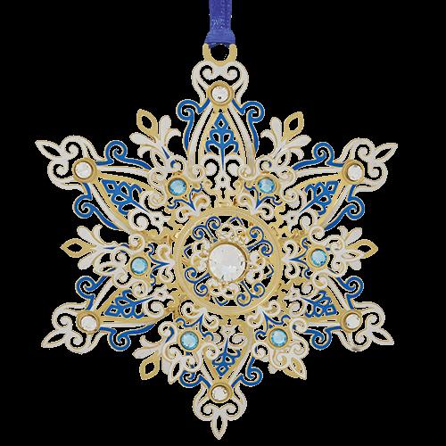 Shimmering Snowflake