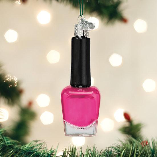 Nail Polish Ornament