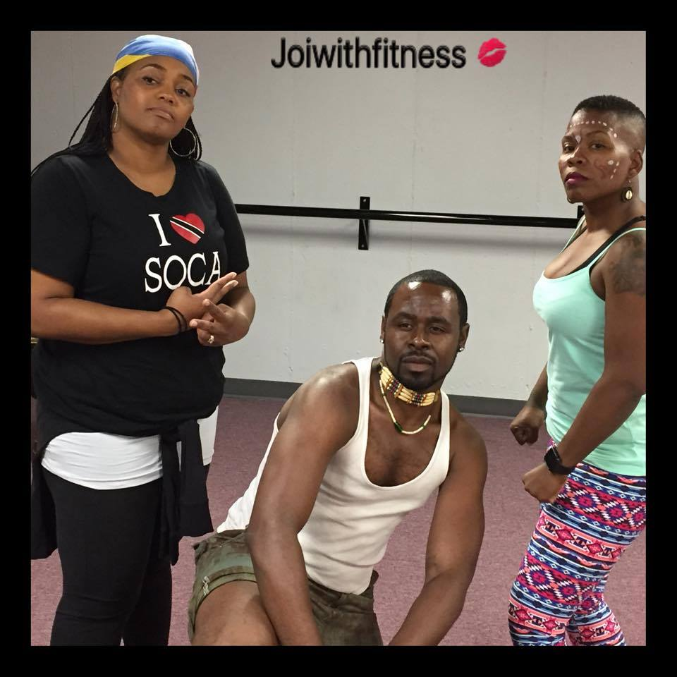 Joi with Fitness