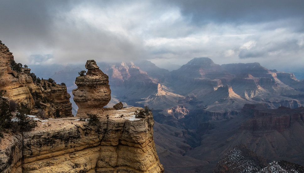 The Hodo of the Grand Canyon