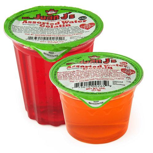Strawberry and Orange Gelatins (4 oz. and 5.5 oz.)