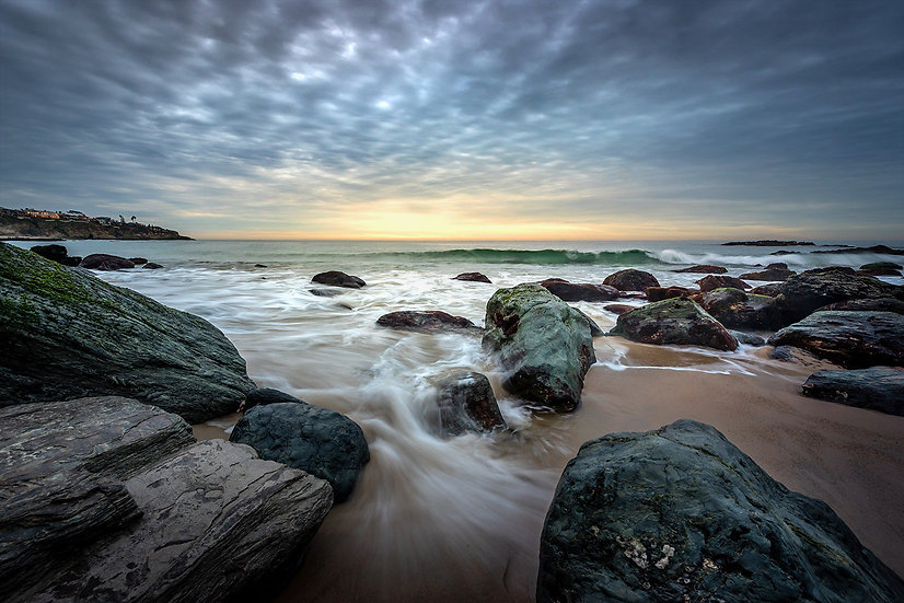 Pleasant Memories - Laguna Beach