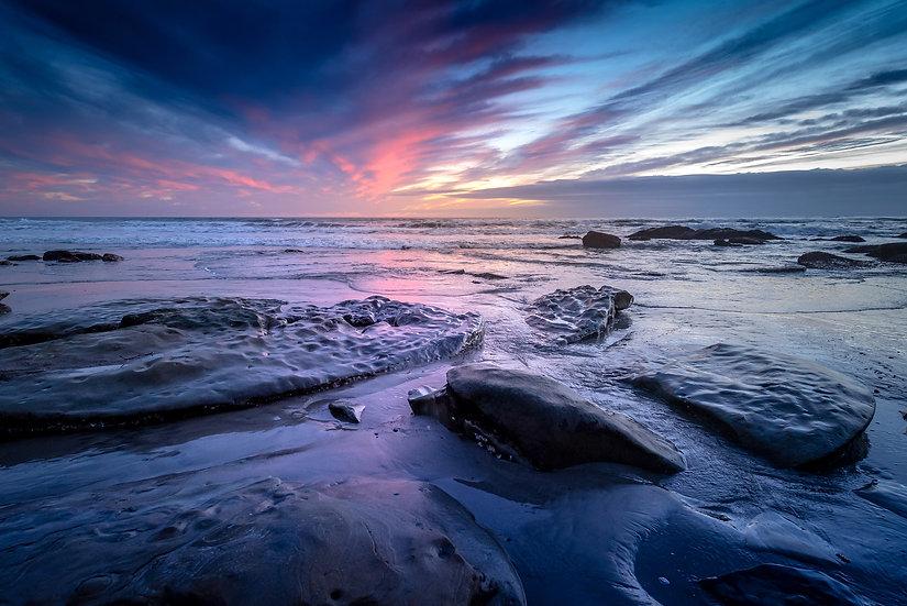Fading Purple - San Clemente