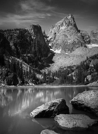 Delta Lake, Wyoming