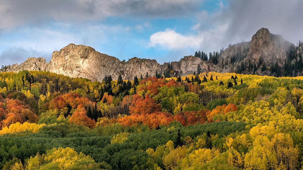 Ridge Colors