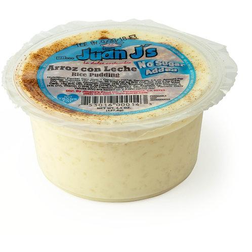 No Sugar Added Arroz Con Leche (Rice Pudding) (4.5 oz.)
